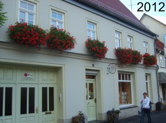 Geschäft nach Umbau 2012